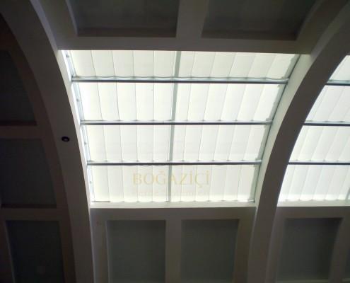 çatı perdesi