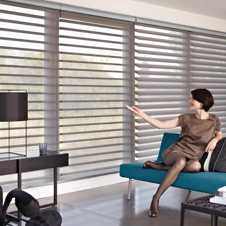 motorlu perde sistemleri ve fiyatlar bo azi i. Black Bedroom Furniture Sets. Home Design Ideas